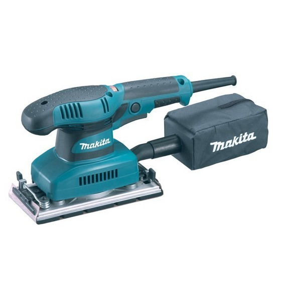 Image of MAKITA BO3711 13IN SHEET FINISHING SANDER WITH VARIABLE SPEED 240V