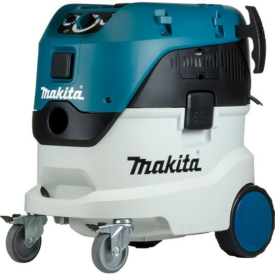 Image of MAKITA VC4210MX2 MCLASS DUST EXTRACTOR WITH POWER TAKE OFF 42 LITRE 240V