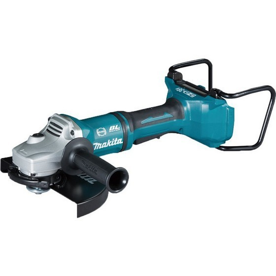 Image of MAKITA DGA900Z 18V 230MM TWIN ANGLE GRINDER BODY ONLY