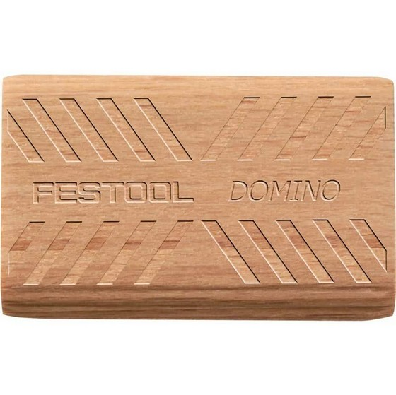 Image of FESTOOL 493300 BEECHWOOD DOMINO D 10X50510 BU PACK OF 510