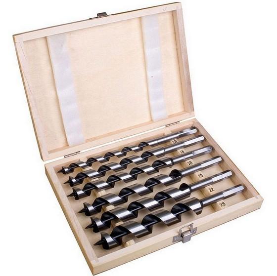 Image of Dart Dabset236 6 Piece Wood Auger Bit Set 230mm
