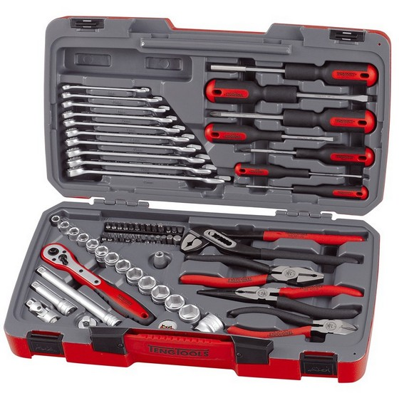 Image of TENG TENT3867 67 PIECE TOOL 38 INCH SQUARE DRIVE SET