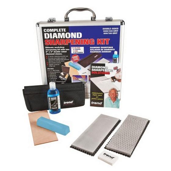 Image of TREND DWSKITE DIAMOND SHARPENING KIT