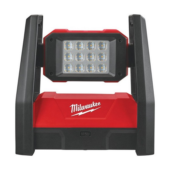 Image of Milwaukee M18hal0 18v High Performance Led Area Light Body Only