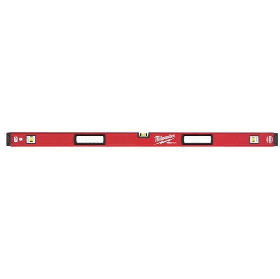 Image of MILWAUKEE 4932459069 REDSTICK BACKBONE MAGNETIC SPIRIT LEVEL 1200MM