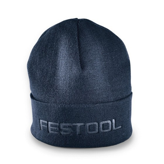 Image of FESTOOL 202308 KNITTED HAT BLUE