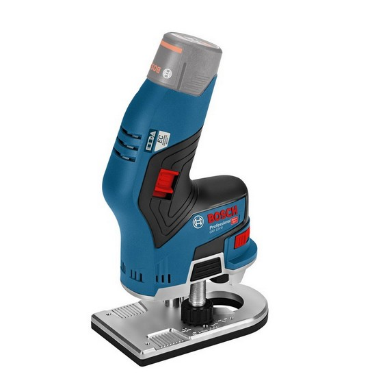 Image of Bosch Gkf12v8 Brushless 12v Router Body Only
