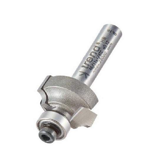 Image of TREND 4611X14TC BEARING GUIDED OVOLO CUTTER 32MM RADIUS