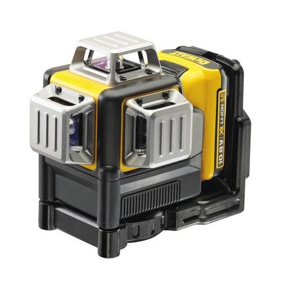Image of Dewalt Dce089d1ggb Multiline Green Laser 108v