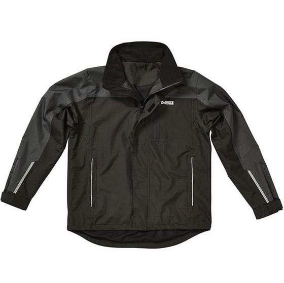 Image of Dewalt Storm Jacket Greyblack Xlarge