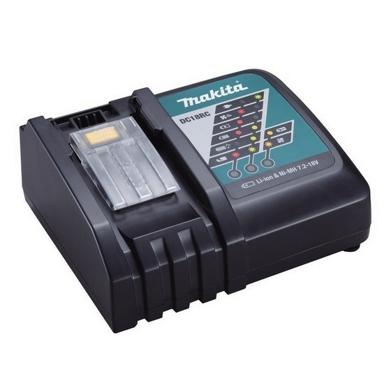 Image of MAKITA DC18RC1 18V LITHIUMION CHARGER 110V