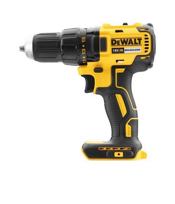 Image of DEWALT DCD777N 18V BRUSHLESS DRILL DRIVER BODY ONLY