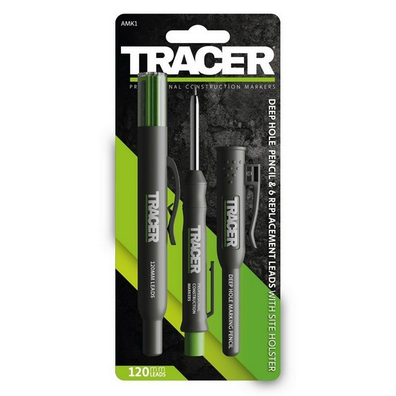 Image of ACER DEEP HOLE PENCIL MARKER WITH LEAD