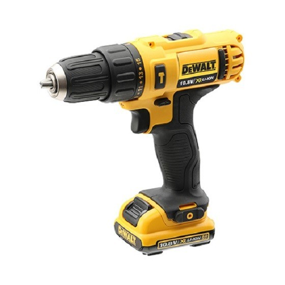 Image of DEWALT DCD716D2 108V COMBI HAMMER DRILL WITH 2X20AH LIION BATTERIES