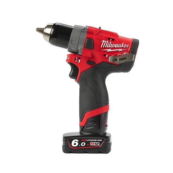 Image of MILWAUKEE M12FDD602X M12 FUEL DRILL DRIVER
