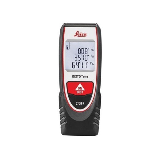 Image of LEICA DISTO ONE LASER DISTANCE MEASURE 20M