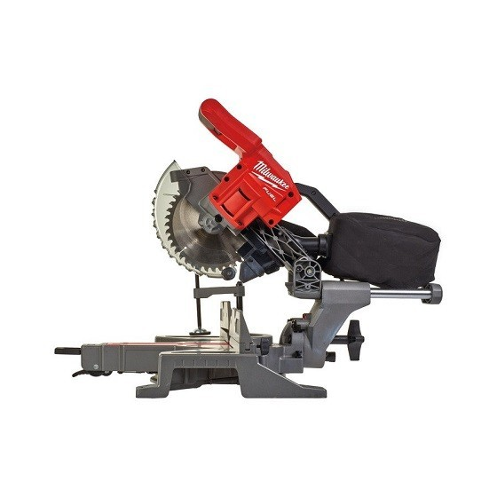 Image of MILWAUKEE M18FMS1900 18V BRUSHLESS DOUBLE BEVEL MITRE SAW 190MM BODY ONLY