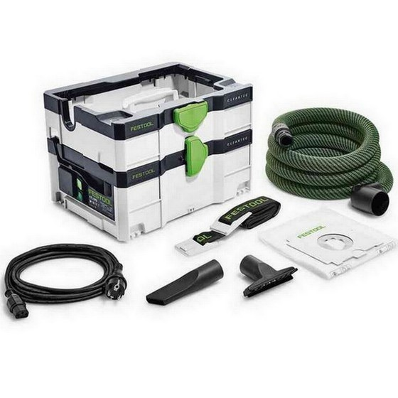 Image of Festool 575284 Ctlsysgb Cleantec Dust Extractor 240v