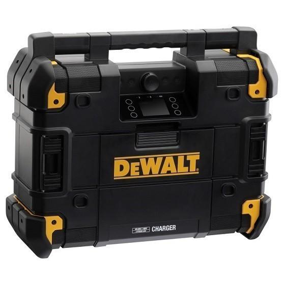 Image of DEWALT DWST181079 TSTAK DAB RADIO WITH BLUETOOTH 240V