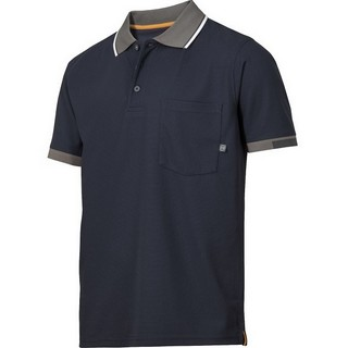 SNICKERS 2724 TECH POLO SHIRT NAVY (L)