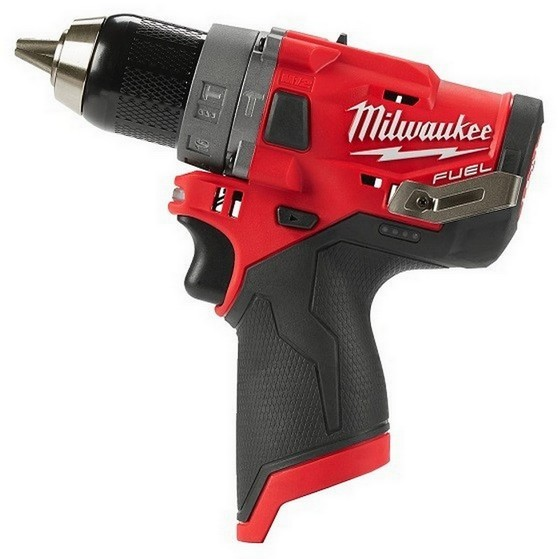 Image of MILWAUKEE M12FPD0 M12 FUEL PERCUSSION DRILL BODY ONLY