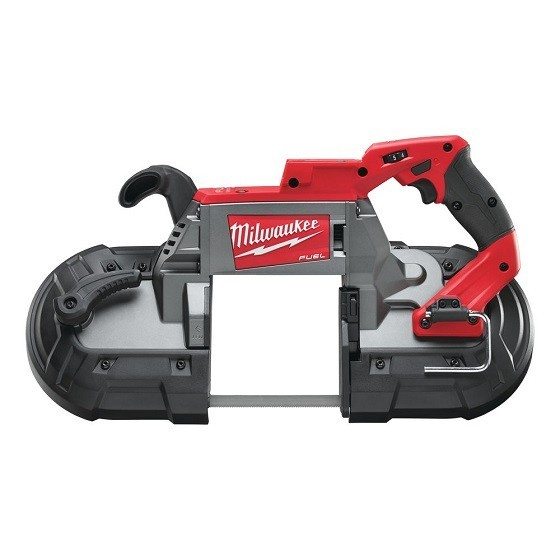 Image of Milwaukee M18cbs1250 18v Deep Cut Brushless Bandsaw Body Only