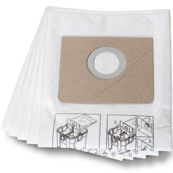 Image of FEIN 31345061010 PACK OF 5 FLEECE FILTER BAGS