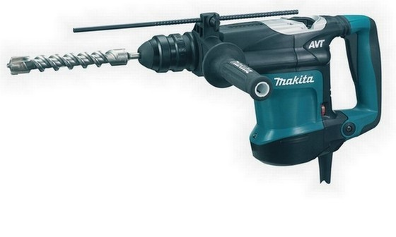 Image of MAKITA HR3210FCT SDS ROTARY HAMMER DRILL WITH QUICK CHUCK 240V
