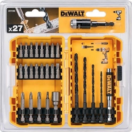 Image of DEWALT DT71700QZ 27 PIECE RAPID LOAD DRILL BIT SET