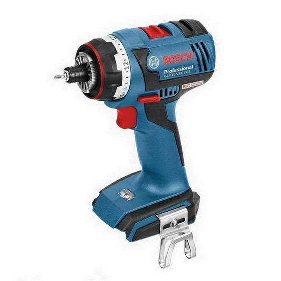 Image of Bosch Gsr18vec Fc2 18v Drill Driver Body Only