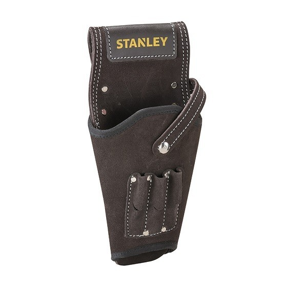Image of STANLEY STA180118 LEATHER DRILL HOLSTER
