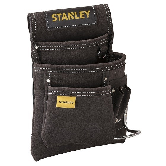 Image of Stanley Sta180114 Leather Nail And Hammer Pouch