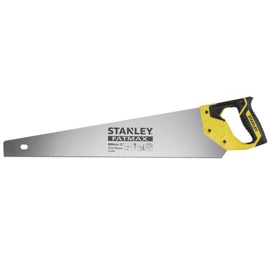 Image of STANLEY STA515599 FATMAX FINE CUT HANDSAW 11TPIX20 INCH
