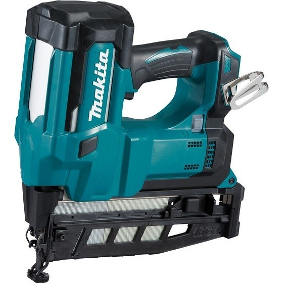Image of MAKITA DBN600ZJ 18V 16 GAUGE FINISHING NAILER BODY ONLY SUPPLIED IN MAKPAC CASE