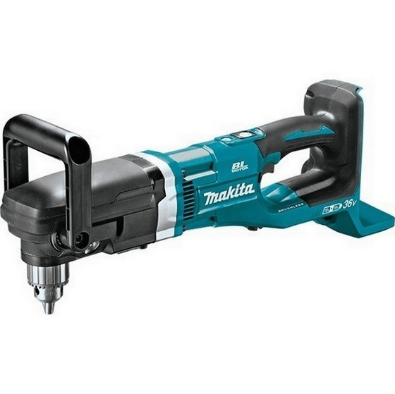 Image of MAKITA DDA460ZK 18V TWIN BATTERY BRUSHLESS ANGLE DRILL BODY ONLY