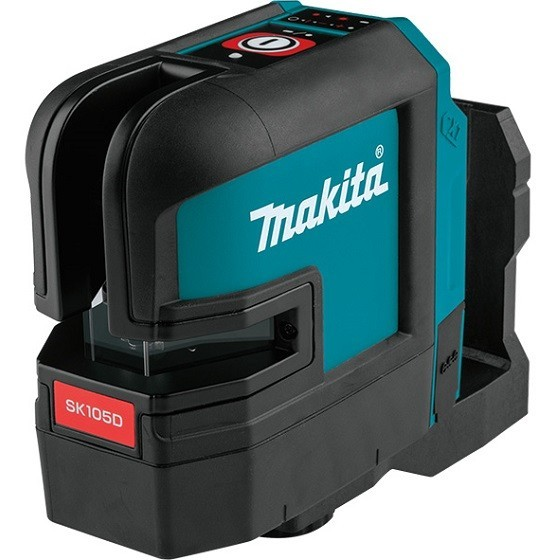 Image of MAKITA SK105DZ 12V MAX CXT RED CROSS LINE LASER BODY ONLY