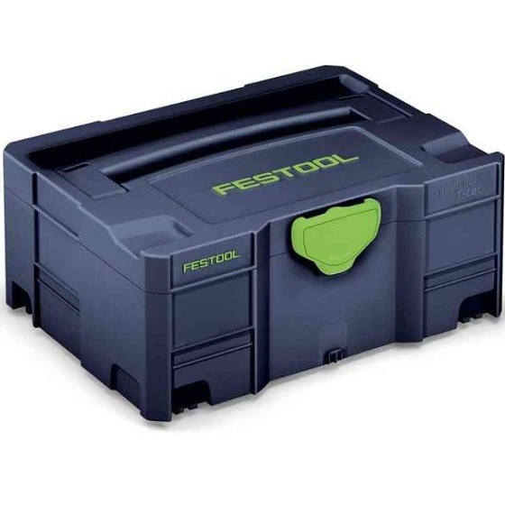 Image of Festool 204534 Systainer Tloc Special Edition Blue Sys 2 Tl B