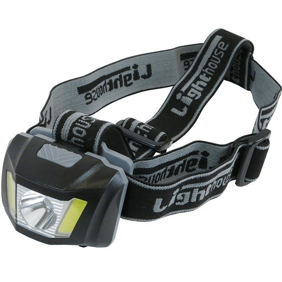 Image of Lighthouse Xms18head280 280 Lumens Elite Head Torch