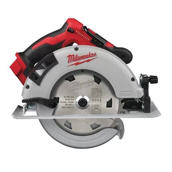 Image of Milwaukee M18blcs660 18v Brushless Circular Saw Body Only