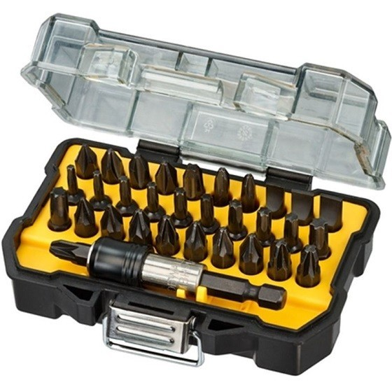 Image of DEWALT XMS18TORQ32 NEXT GENERATION 32 PIECE FLEX TORQ IMPACT BIT SET