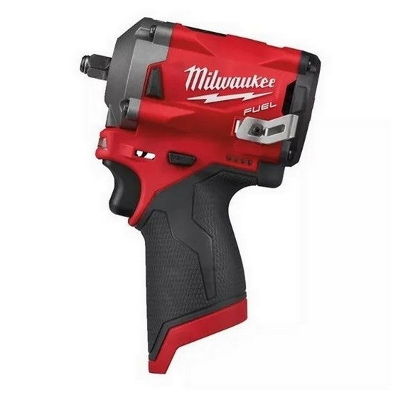 Image of Milwaukee M12fiw380 12v Brushless 38inch Impact Wrench Body Only