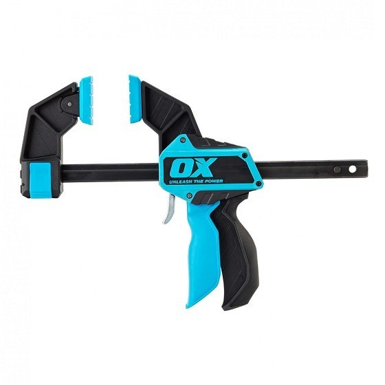Image of OX PRO HEAVY DUTY BAR CLAMP 900MM 36INCH