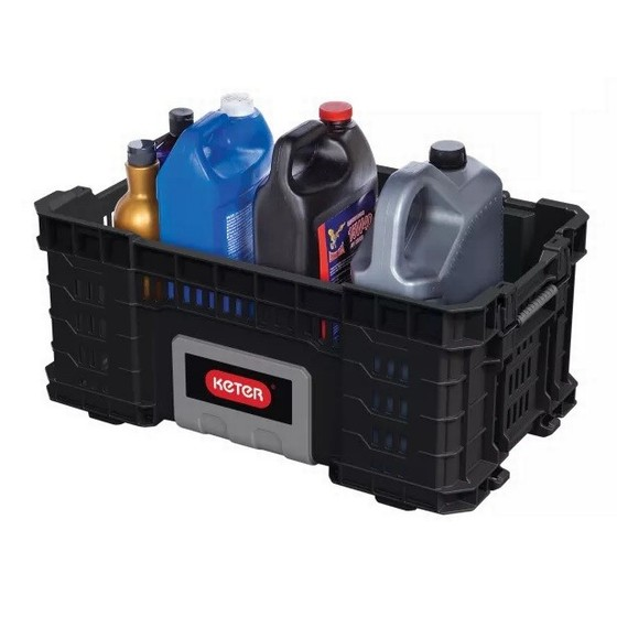 Image of KETER ROC KET17202245 PRO GEAR MOBILE SYSTEM CRATE