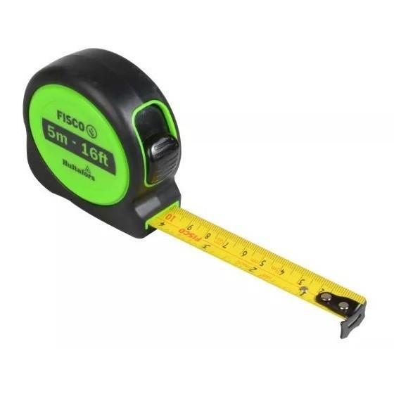Image of Hultafors Xms18tapea15 A1plus Hivis Tape Measure 5m16ft