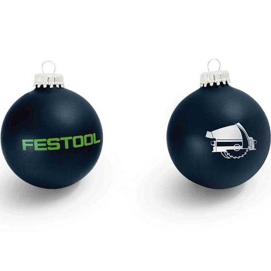Image of FESTOOL 204666 WKSET II CHRISTMAS BAUBLE SET