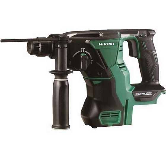 Image of Hikoki Dh18dblj4z 18v Brushless Sds Hammer Drill Body Only