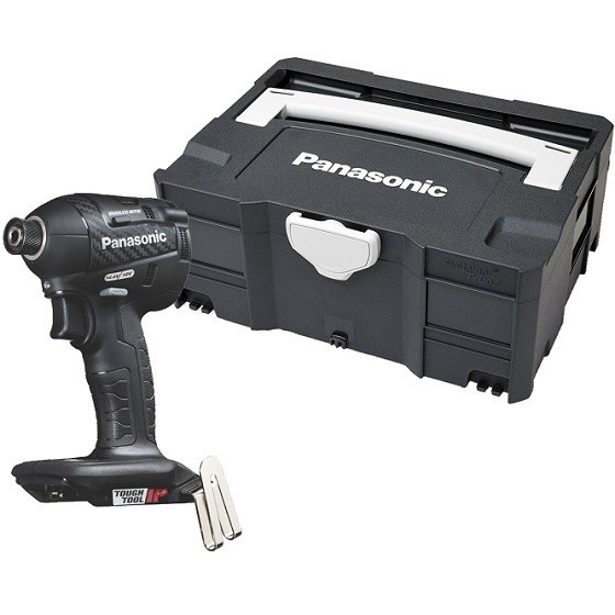 Image of Panasonic Ey75a7xt32 18v Brushless Impact Driver Body Only