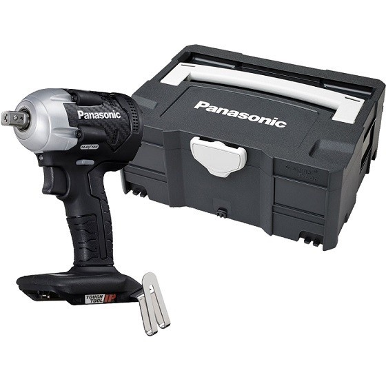 Image of PANASONIC EY75A8XT32 18V DUAL VOLTAGE IMPACT WRENCH BODY ONLY