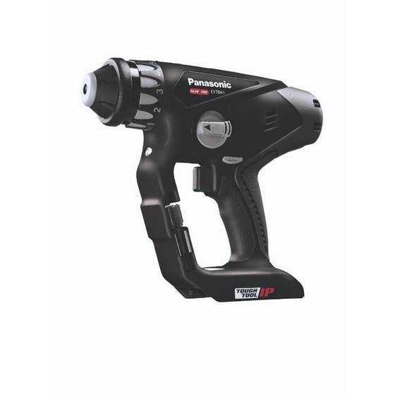 Image of Panasonic Ey78a1xt32 18v Dual Voltage Sds Drill Driver Body Only