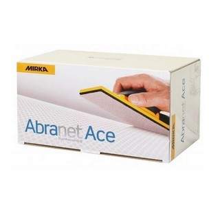 MIRKA ABRANET ACE SANDING STRIPS 81X133MM P80 (PACK OF 50)